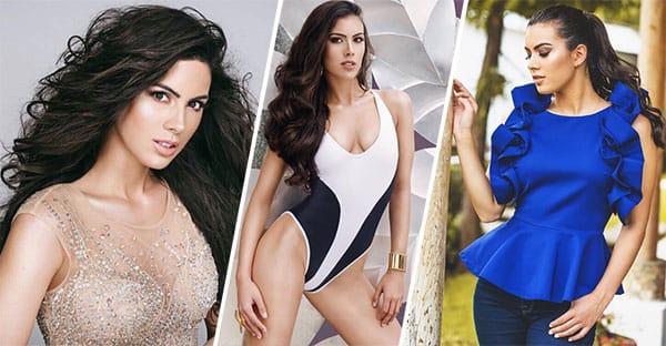 Miss Nicarágua 2018 - Adriana Paniagua