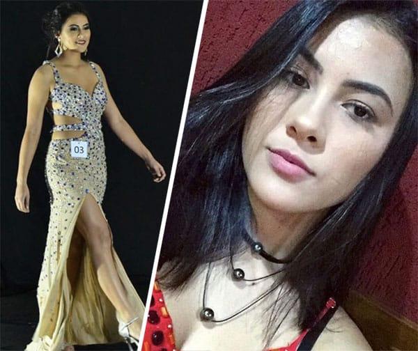 Miss Nova Esperança - Nathalia Monesi