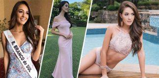 Deise Caroline Miss Paraná 2018