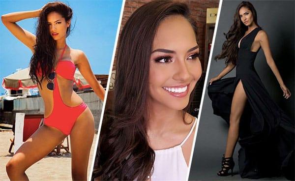 Miss Peru 2018 - Romina Lozano
