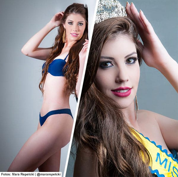 Miss Pinhais - Débora Gonçales