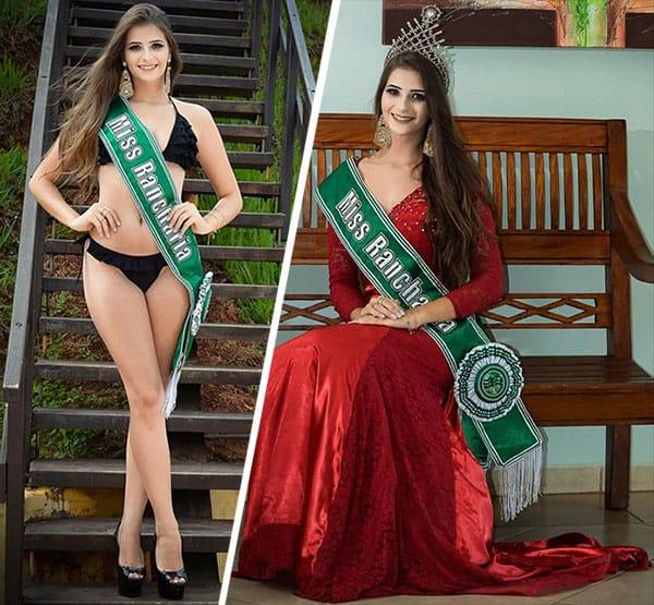 Miss Rancharia - Larissa Brito