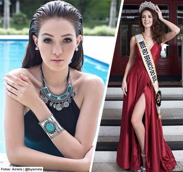 Miss Rio Branco do Sul - Deise Caroline