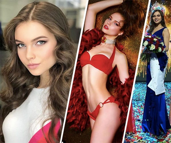 Miss Rússia 2018 - Yulia Polyachihina