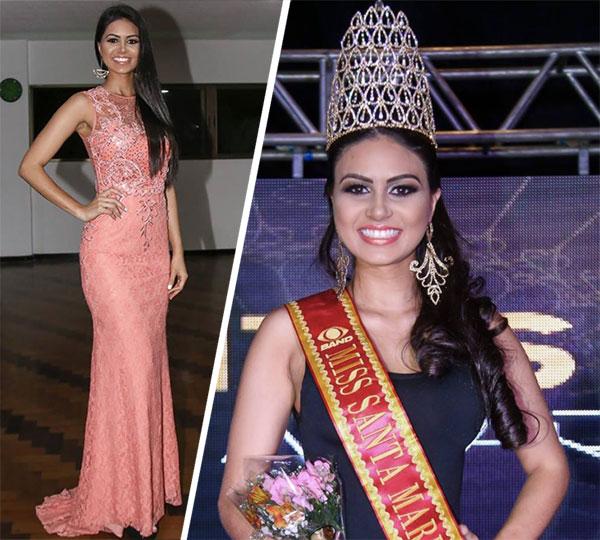 Miss Santa Maria - Marcella Xarão