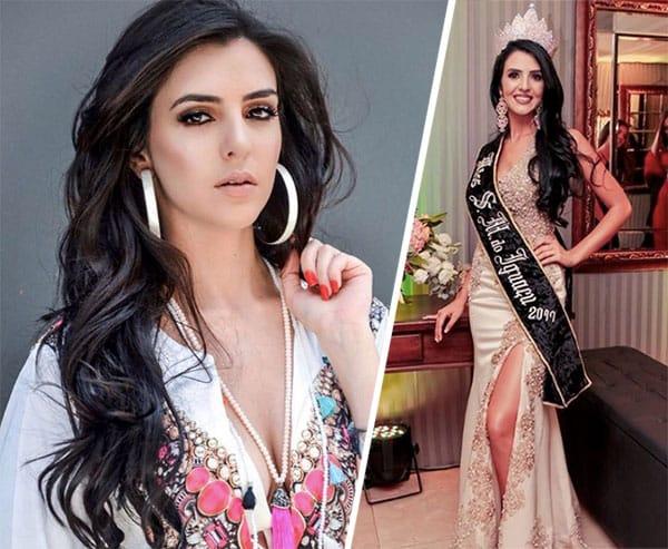 Miss São Miguel - Adrielle Malaggi