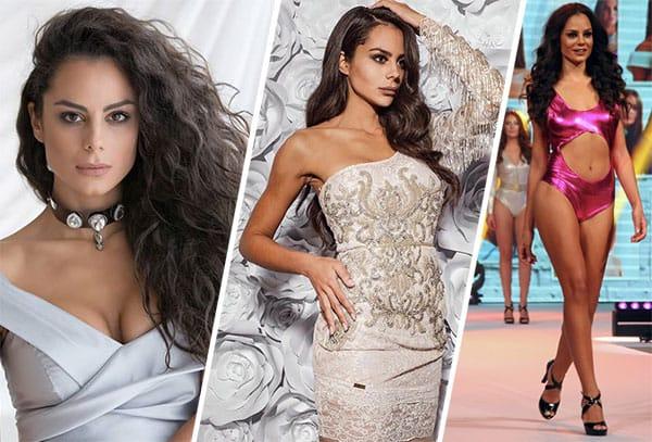 Miss Sérvia 2018 - Maja Marcic