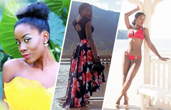 Miss Trinidad e Tobago 2018 - Martrecia Alleyne