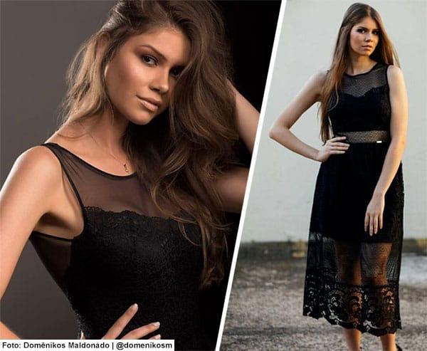 Miss Uruguaiana - Ana Funghetto