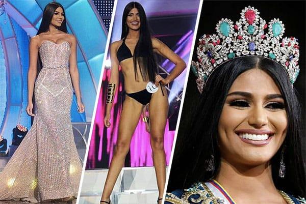 Miss Venezuela 2018 - Sthefany Gutierrez