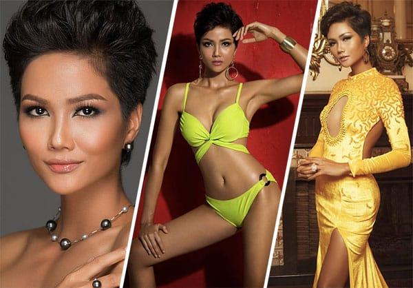 Miss Vietnã 2018 - H'Hen Niê