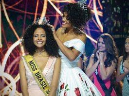 Miss Brasil 2018 no ar