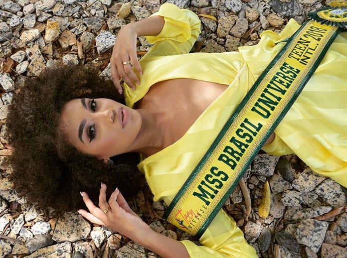 Maria Soares Miss Brasil Teen Universe 2018