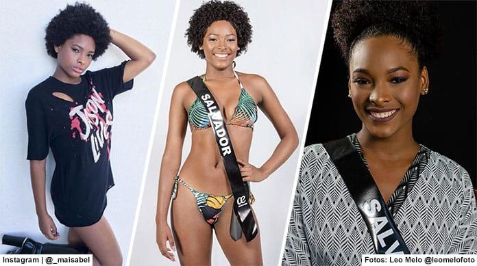 Miss Bahia 2018 - Maria Isabel