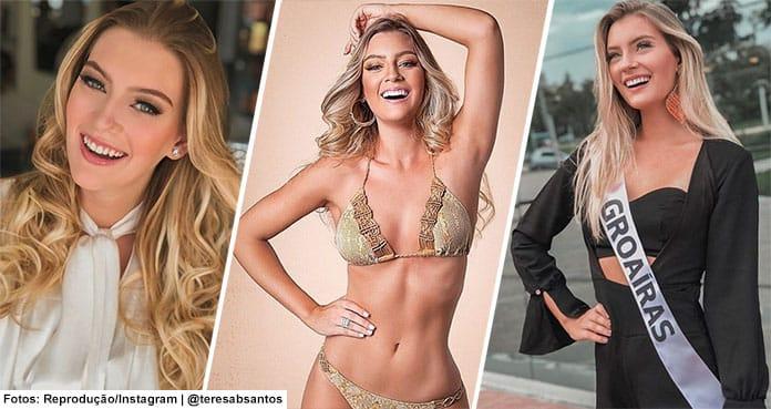 Miss Ceará 2018 - Teresa Santos