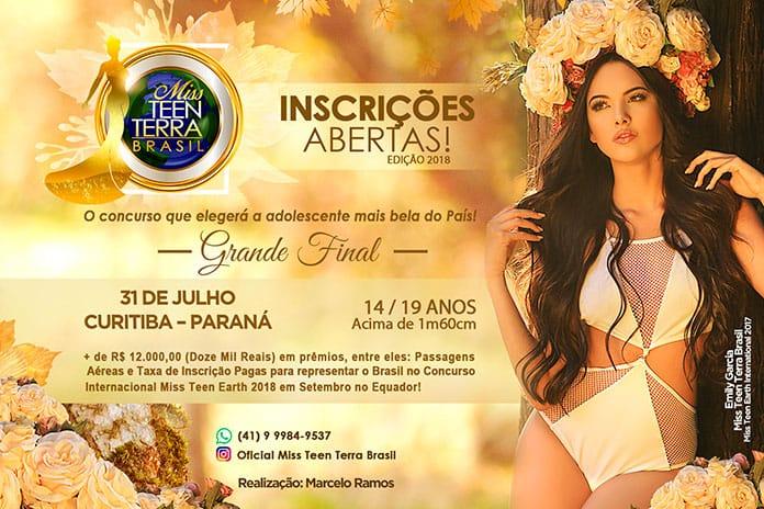 Miss Teen Terra Brasil 2018
