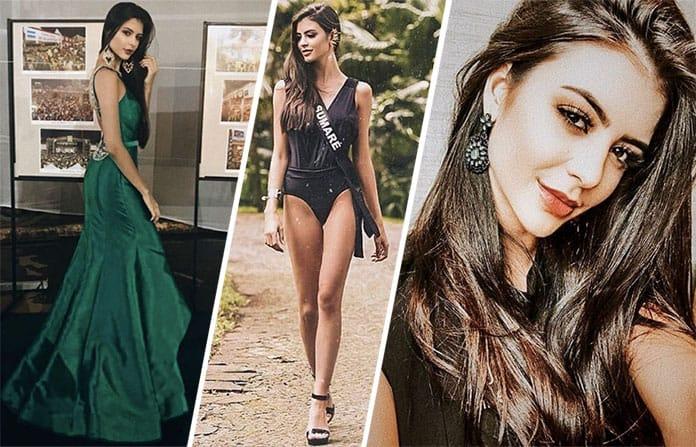 Miss São Paulo 2018 - Paula Palhares