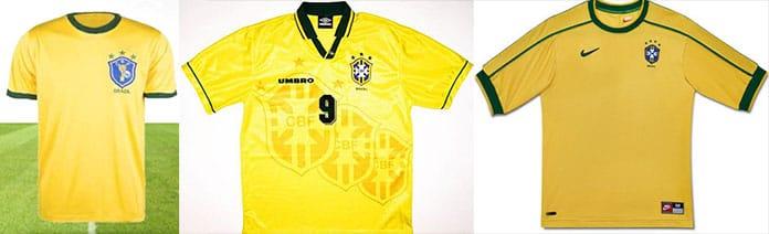 Copas de 82 e 94 e 1998