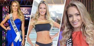 Leonora Weimer, de Eldorado do Sul, é a Miss Rio Grande do Sul Be Emotion 2018