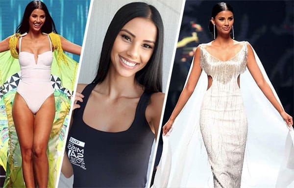 Miss África do Sul 2018 - Tamaryn Green