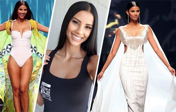 Miss África do Sul 2018 - Tamaryn Green