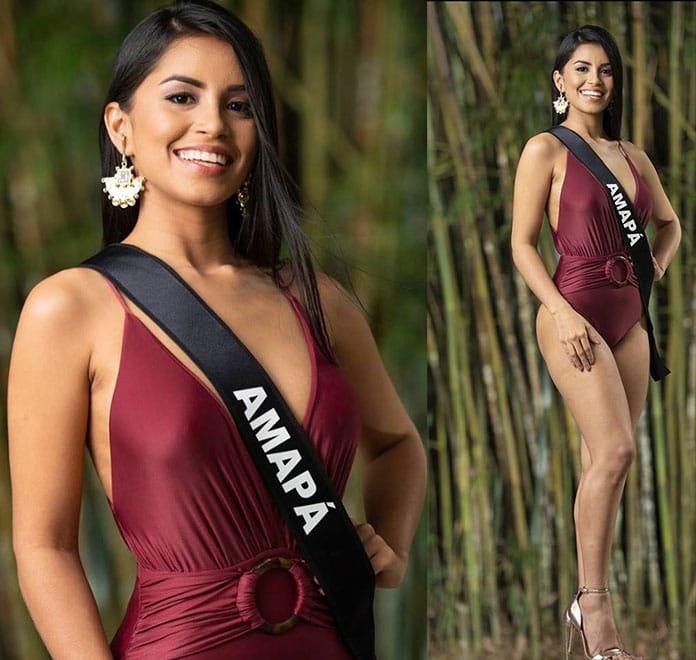 Miss Amapá 2018 - Emilay Muniz