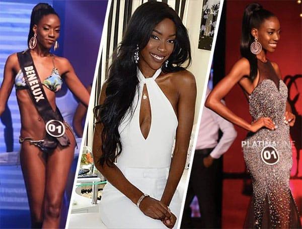 Miss Angola 2018 - Ana Liliana Avião