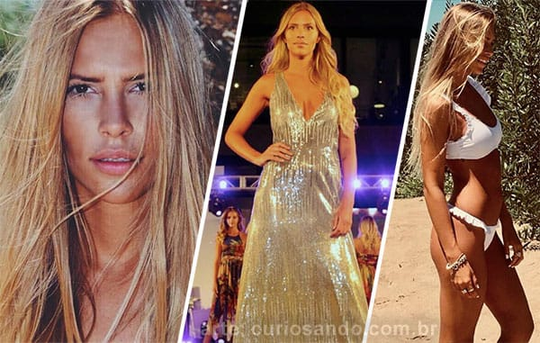 Miss Argentina 2018 - Agustina Pivowarchuk