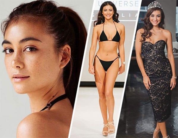 Miss Austrália 2018 - Francesca Hung