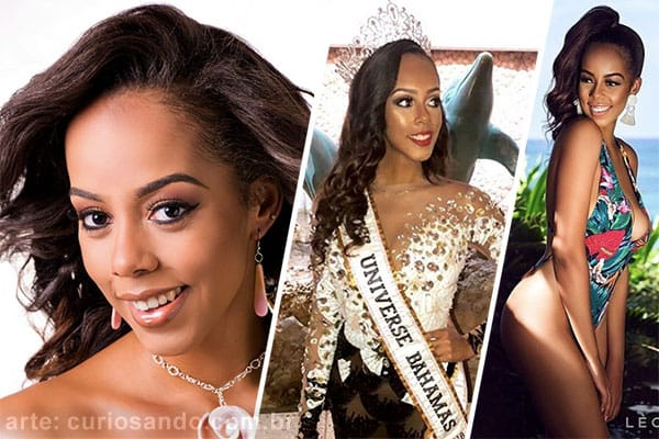 Miss Bahamas 2018 - Danielle Grant