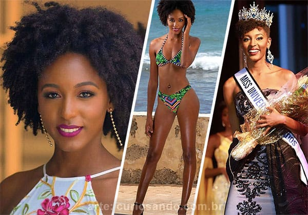 Miss Barbados 2018 - Meghan Theobalds