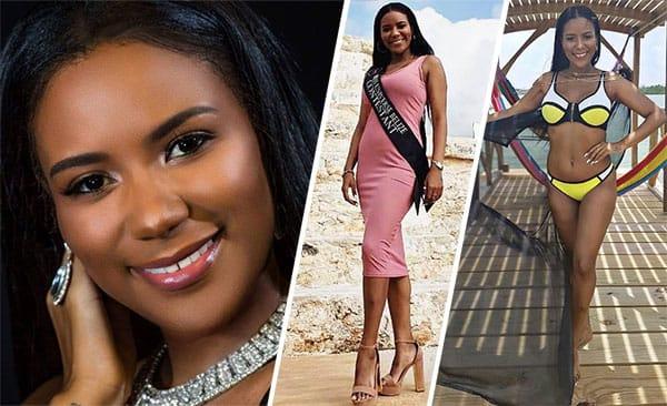 Miss Belize 2018 - Jenelli Fraser