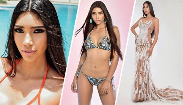 Miss Bolívia 2018 - Joyce Prado