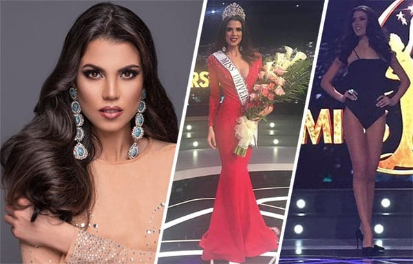 Miss Chile 2018 - Andrea Díaz