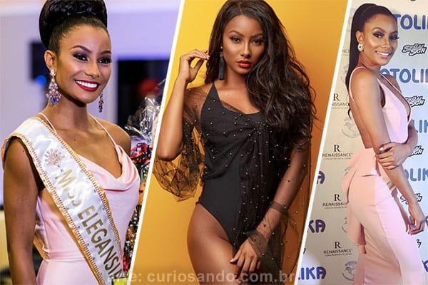Miss Curaçao 2018 - Akisha Albert