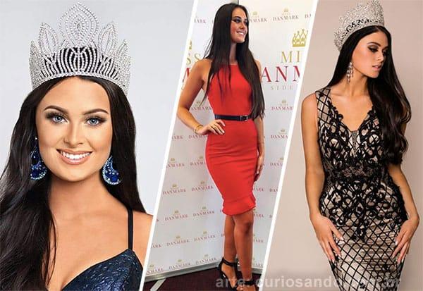 Miss Dinamarca 2018 - Helena Heuser