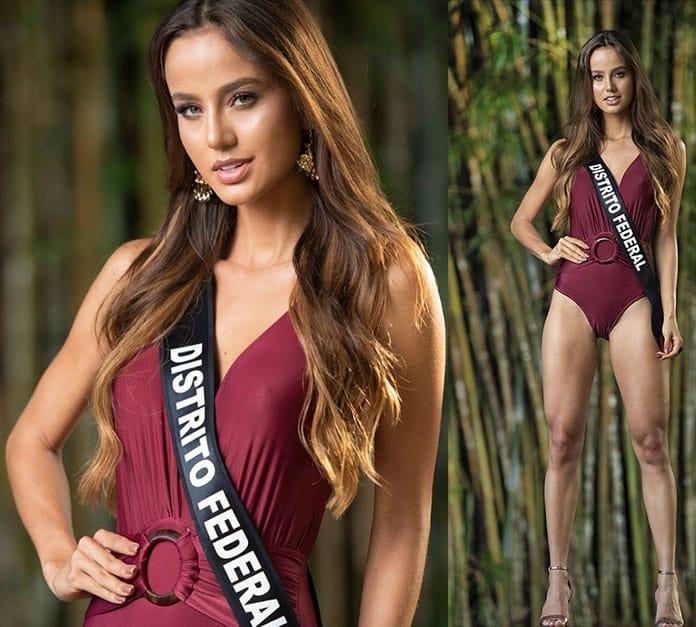 Miss Distrito Federal 2018 - Biah Rodrigues