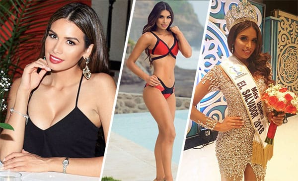 Miss El Salvador 2018 - Marisela de Montecristo