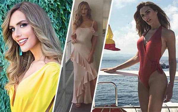 Miss Espanha 2018 - Angela Ponce