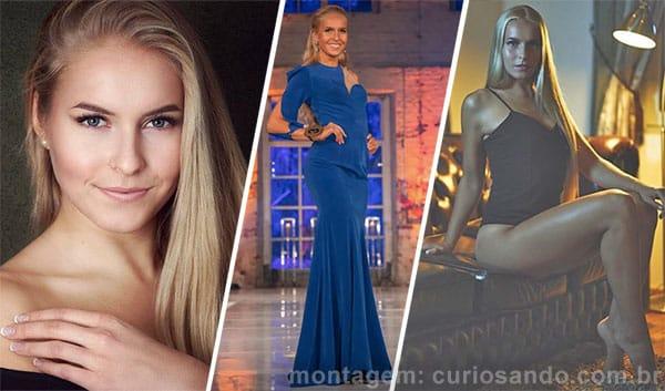 Miss Finlândia 2018 - Alina Voronkova