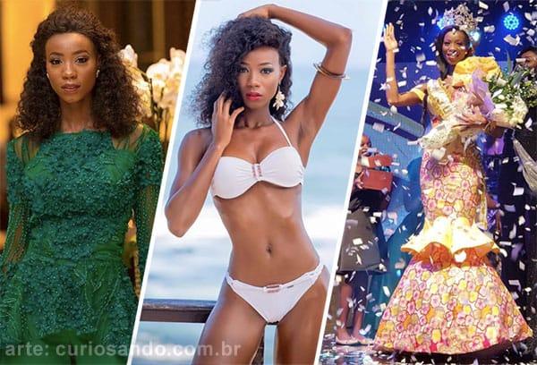 Miss Gana 2018 - Akpene Diata Hoggar
