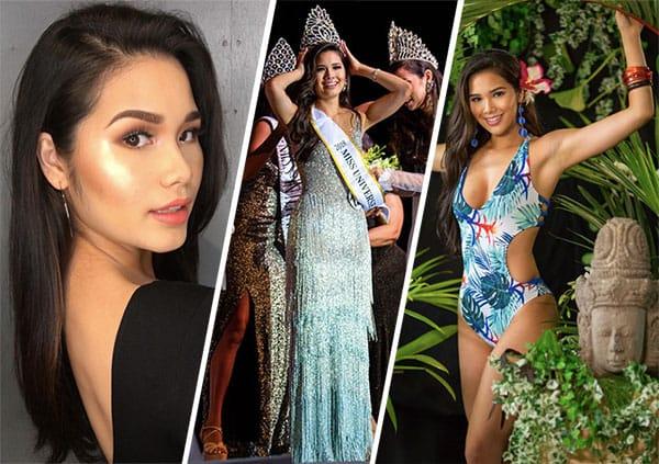Miss Guam 2018 - Athena McNinch