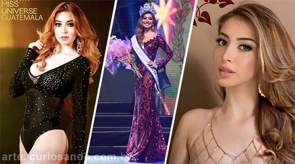 Miss Guatemala 2018 - Mariana García