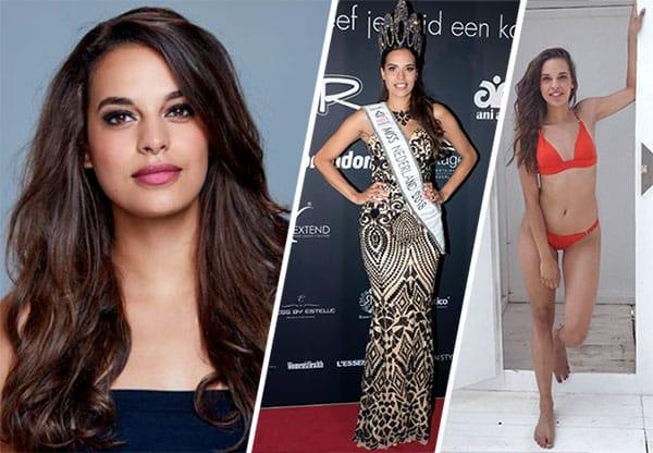 Miss Holanda 2018 - Rahima Ayla Dirkse