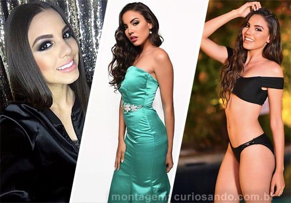 Miss Honduras 2018 - Vanessa Villars