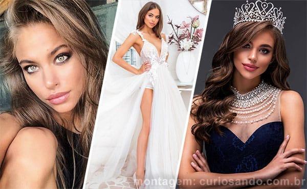 Miss Hungria 2018 - Eniko Kecskes