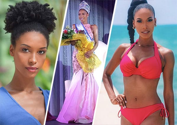 Miss Ilhas Cayman 2018 - Caitlin Tyson