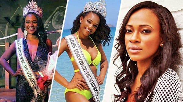 Miss Ilhas Virgens Americanas 2018 - Aniska Tonge