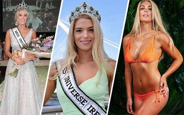 Miss Irlanda 2018 - Grainne Gallanagh