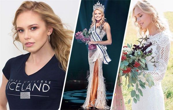 Miss Islândia 2018 - Katrín Lea Elenudóttir